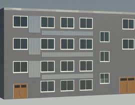 #6 for Factory facade design with 3D af freshr68