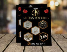 #15 cho Midas Jewelry Marketing flyers and banner bởi nowshadctg