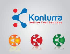 "#200 para Design a Logo for ""Konturra"" por blueeyes00099"