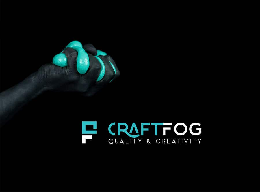 Contest Entry #                                        22                                      for                                         CraftFog  ( this is the name of our Brand)