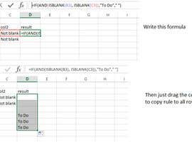 #2 for write a really simple program in Python for analyzing data in Microsoft Excel by mhatrebros