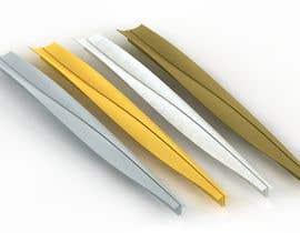 nº 70 pour Tall Aluminum Handles for Openable or Sliding Wardrobes par PcncSolutions