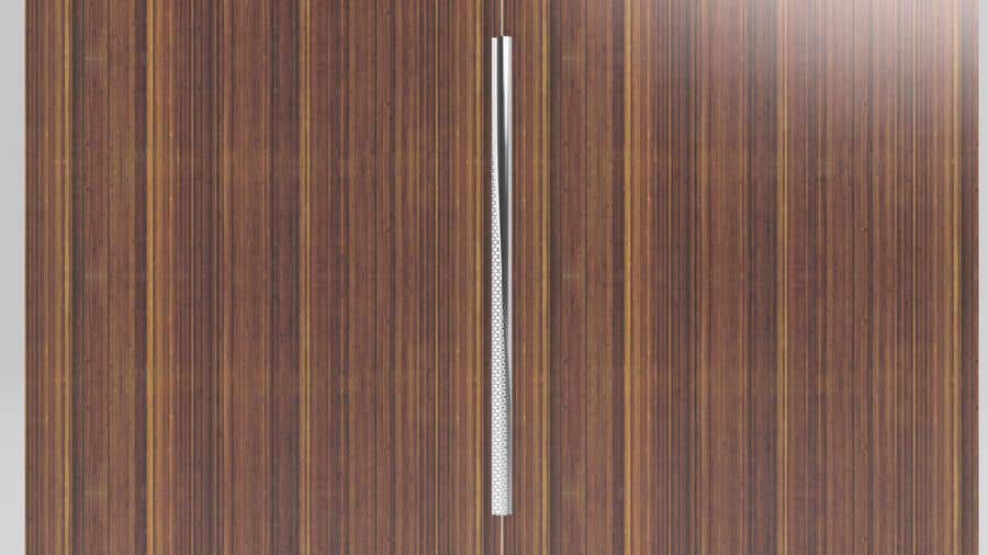 Proposition n°                                        20                                      du concours                                         Tall Aluminum Handles for Openable or Sliding Wardrobes