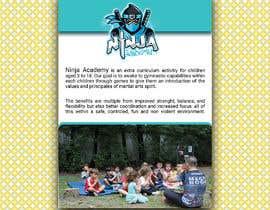 #234 untuk Ninja Academy oleh mibappi