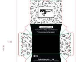 Nro 8 kilpailuun Create custom design for boxes for food delivery käyttäjältä rusirumadhushan1