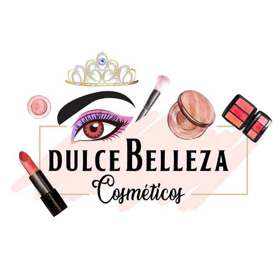 Kilpailutyö #                                        83                                      kilpailussa                                         CREATIVE LOGO DESIGN - For new women's makeup brand line to sell Online through WhatsApp Business & Instagram