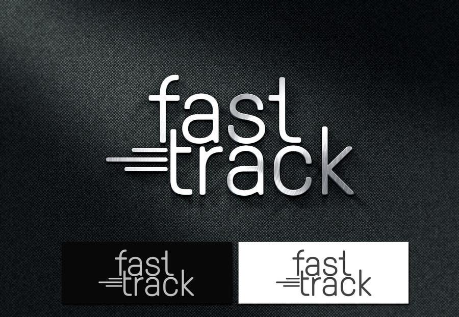 Proposition n°                                        71                                      du concours                                         Design a Logo for Fast Track