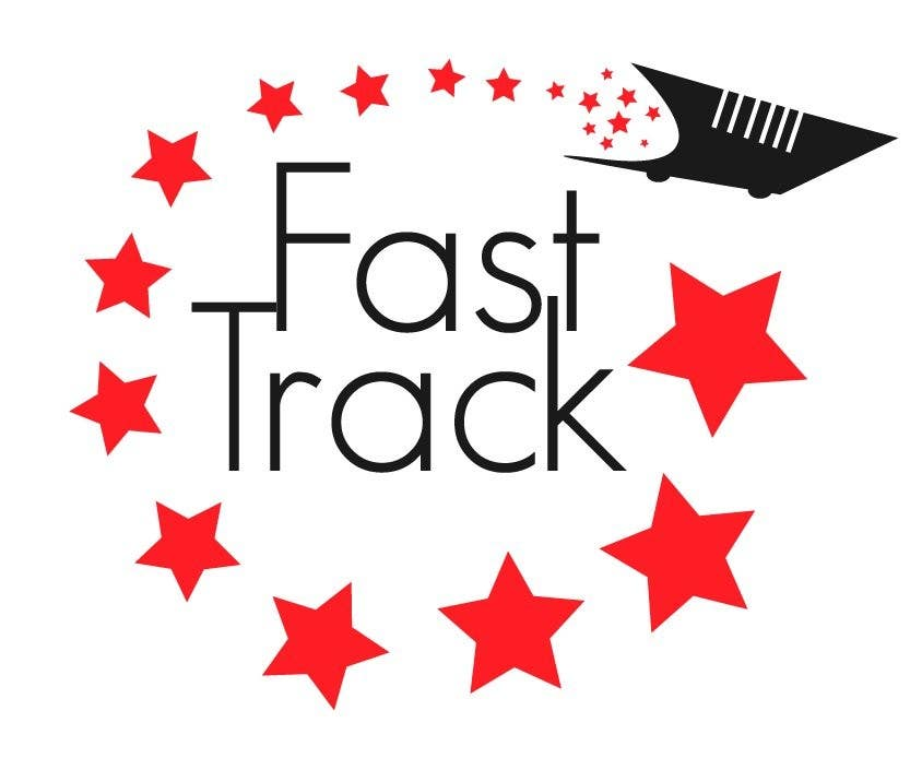 Proposition n°                                        66                                      du concours                                         Design a Logo for Fast Track