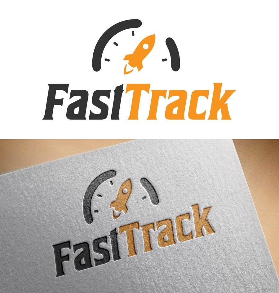 Konkurrenceindlæg #69 for Design a Logo for Fast Track