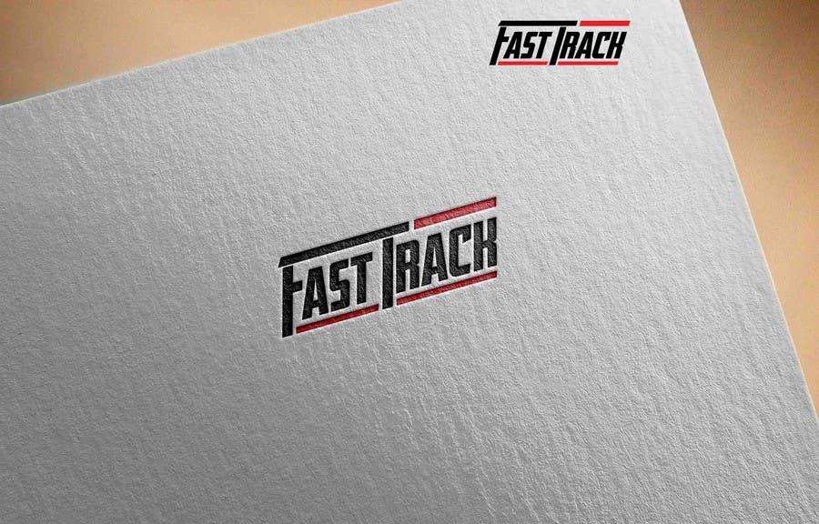 Proposition n°                                        24                                      du concours                                         Design a Logo for Fast Track