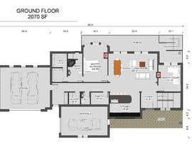 nº 28 pour Vanderbilt House Plans par roroARCHI