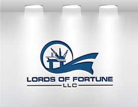 #62 for Lords Of Fortune Offshore Logo by mozibulhoque666