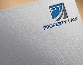 "#41 pentru Logo / Trading Name Design for New Sole Legal Practice: ""PT Property Law"" de către EASINALOM"