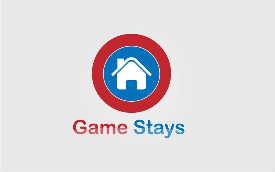 Penyertaan Peraduan #30 untuk Design a Logo for GameStays