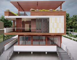 #23 untuk House Elevation and 3D design oleh AfrahZakir11