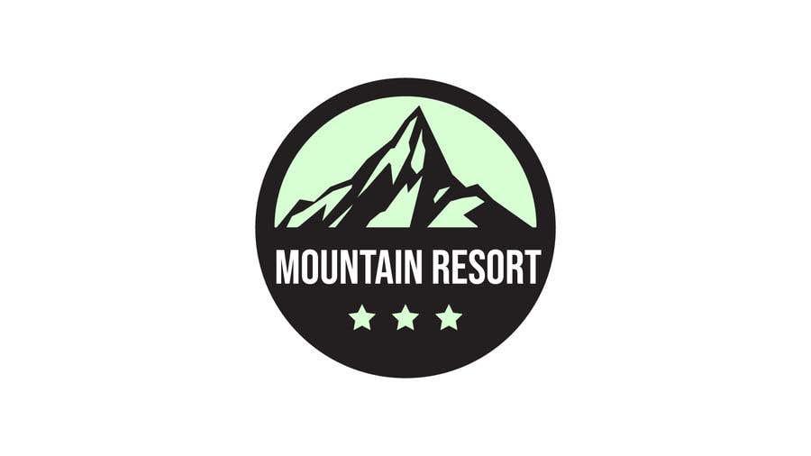Konkurrenceindlæg #                                        2                                      for                                         Logo for mountain resort