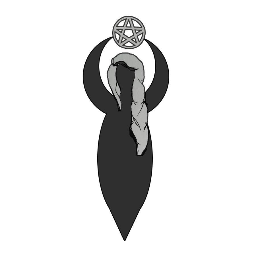 Kilpailutyö #2 kilpailussa Design a Logo for The Solitary Pagan