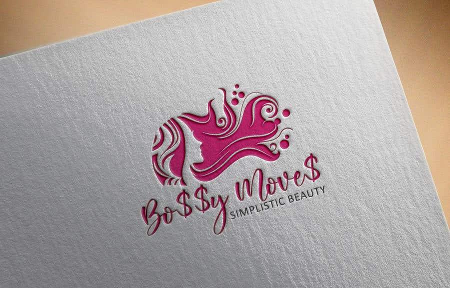 Penyertaan Peraduan #                                        134                                      untuk                                         Logo for Bo$$y Move$ & Simplistic Beauty