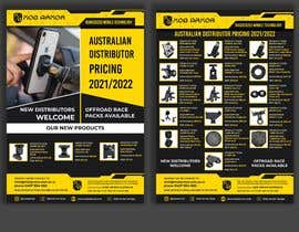 #27 for Make Changes to 2 page pricing flyer by joyantabanik8881