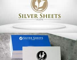 #62 for logo design for my brand Silver Sheets by Zattoat