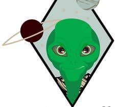 Nro 108 kilpailuun Alien Themed Illustrations käyttäjältä Drakaryus