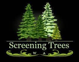 rfpro41 tarafından Design a Logo for pine tree için no 22
