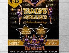 #34 cho Cheerleading Tryout Flyer bởi fatemaakterkeya1