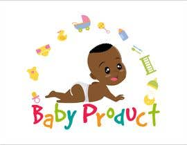 #124 for Baby product logo design by MaheshNagdive
