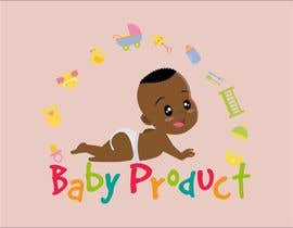 #125 for Baby product logo design by MaheshNagdive