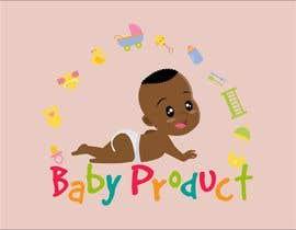 MaheshNagdive tarafından Baby product logo design için no 125