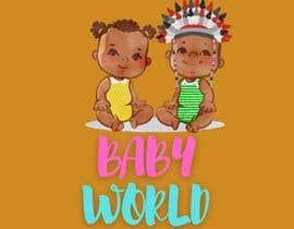 #107 for Baby product logo design by qasrinanizam