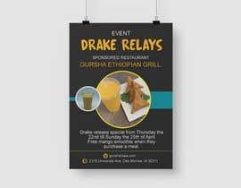 Nro 5 kilpailuun Design Poster For Sport ( Running ) Game käyttäjältä abir3800