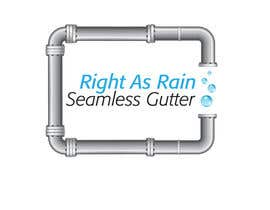 NCVDesign tarafından Simple Logo Design For Gutter Installation / Construction Business için no 34