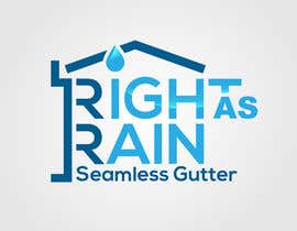 Munjani375 tarafından Simple Logo Design For Gutter Installation / Construction Business için no 46