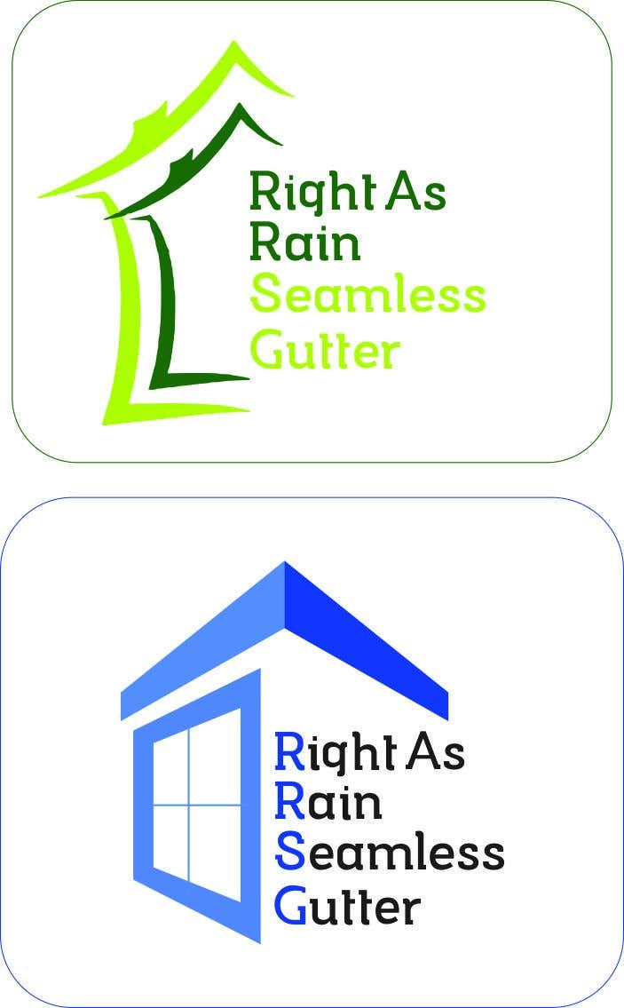 Konkurrenceindlæg #66 for Simple Logo Design For Gutter Installation / Construction Business