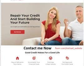 #1 for Wix credit repair website with acuity scheduling by ALMILON