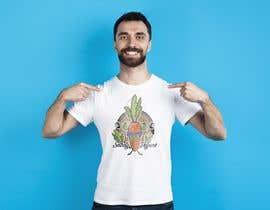 #90 for Vegan T-Shirt Design by shahenalam2021