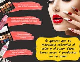 #24 para Flyer cosmeticos de tay333tay