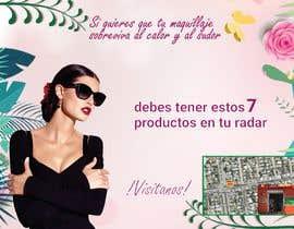 #30 para Flyer cosmeticos de tinizam46