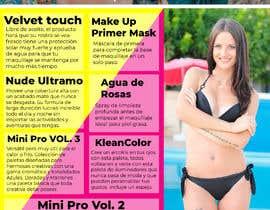 #22 para Flyer cosmeticos de bcribas