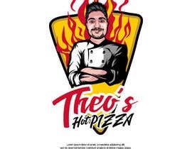 enovdesign tarafından MAKE A LOGO FOR THEO'S HOT PIZZA!!!! için no 433