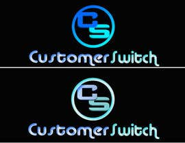 #11 para Design a Logo for CustomerSwitch.com por mohamedriswan91
