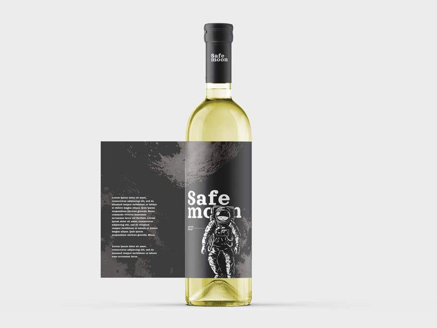 Kilpailutyö #                                        7                                      kilpailussa                                         Create a SAFEMOON inspired BEER label!