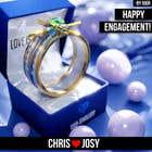 Engagement ring design için Logo Design39 No.lu Yarışma Girdisi
