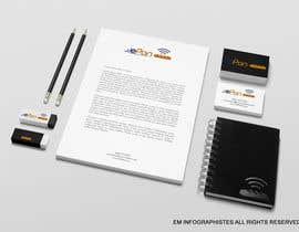 #112 cho Diseñar un logotipo para Pan & Pan bởi EMinfographistes