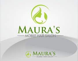 #87 cho Design a logo for      Maura's Mobile Hair Salon bởi Zattoat