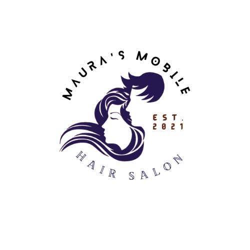 Bài tham dự cuộc thi #                                        98                                      cho                                         Design a logo for      Maura's Mobile Hair Salon