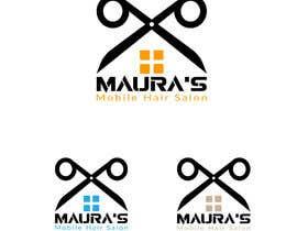 #91 cho Design a logo for      Maura's Mobile Hair Salon bởi soumitrokarmaker