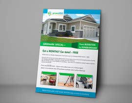 #18 untuk Design a Flyer for GreenArk Property Maintenance oleh tahira11
