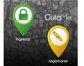 Nro 2 kilpailuun Diseño portada para Aplicación Móvil käyttäjältä anamiruna
